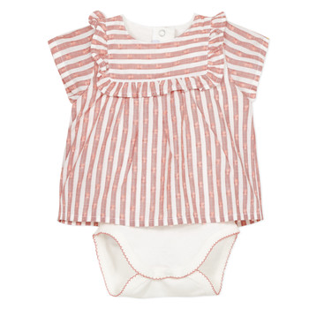 Vêtements Fille Pyjamas / Chemises de nuit Absorba KYRAN Orange
