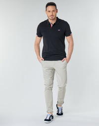 Vêtements Homme Chinos / Carrots Jack & Jones JJIMARCO Gris