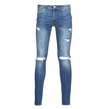 Vêtements Homme Jeans slim Jack & Jones JJITOM Bleu medium
