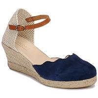 Chaussures Femme Sandales et Nu-pieds André BABI Marine