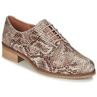 Chaussures Femme Derbies André PANCAKE Beige