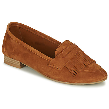 Chaussures Femme Mocassins André BARCELONA Camel