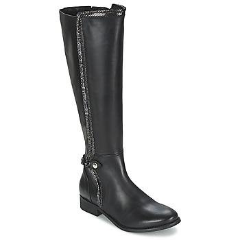 Chaussures Femme Bottes ville Regard ROBALO Noir