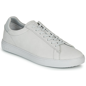 Chaussures Homme Baskets basses Clae BRADLEY Gris