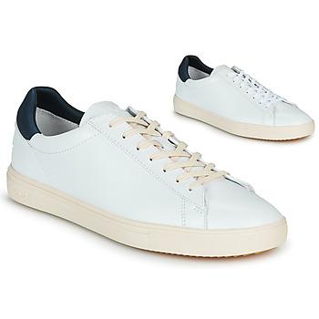 Chaussures Baskets basses Clae BRADLEY Blanc / Bleu