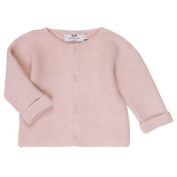 Vêtements Fille Gilets / Cardigans Cyrillus EVAN Rose
