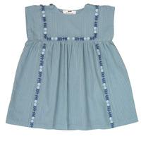 Vêtements Fille Robes courtes Cyrillus ELIE Bleu