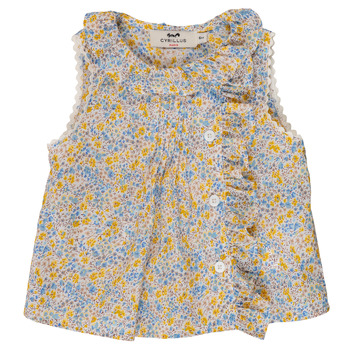 Vêtements Fille Tops / Blouses Cyrillus  EULALI Multicolore