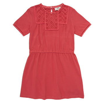 Vêtements Fille Robes courtes Cyrillus FAUVE Rouge