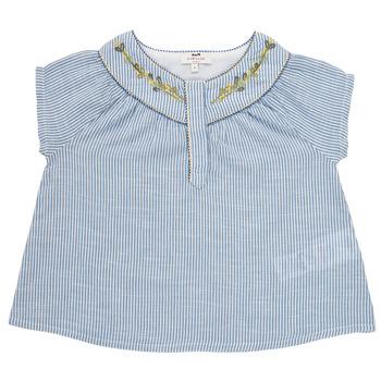 Vêtements Fille Tops / Blouses Cyrillus  FLORENCIA Bleu