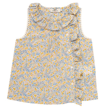 Vêtements Fille Tops / Blouses Cyrillus FIONA Multicolore