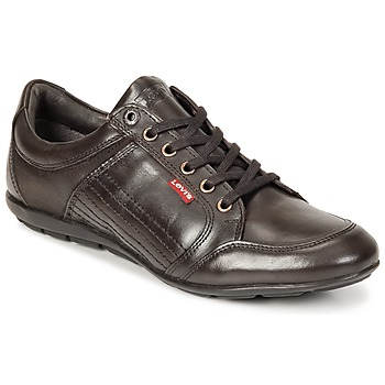 Chaussures Homme Derbies Levi's TOULON LACE Marron