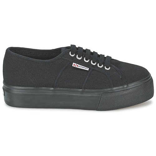 Superga 2790 LINEA UP AND Noir W3W2ca6