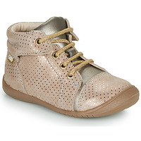 Chaussures Fille Boots GBB OLSA Beige