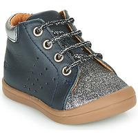 Chaussures Fille Boots GBB NAHIA Bleu