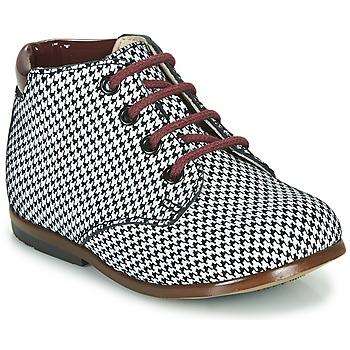 Chaussures Fille Baskets montantes GBB TACOMA Noir