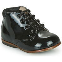 Chaussures Fille Boots GBB TACOMA Noir