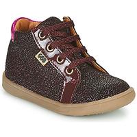 Chaussures Fille Baskets montantes GBB FAMIA Bordeaux