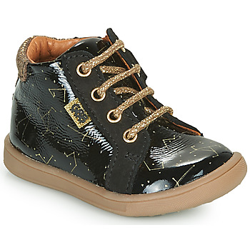 Chaussures Fille Boots GBB FAMIA Noir