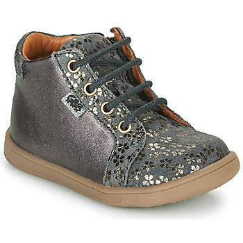 Chaussures Fille Boots GBB FAMIA Gris
