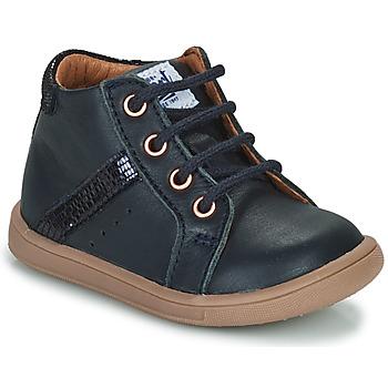 Chaussures Fille Baskets montantes GBB AGLAE Bleu