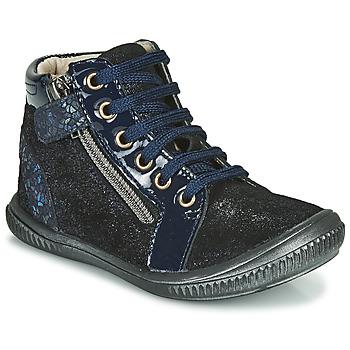 Chaussures Fille Baskets montantes GBB RACHIDA Bleu