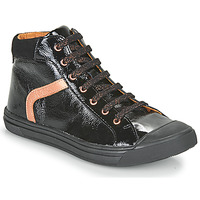 Chaussures Fille Baskets montantes GBB VIVENA Noir