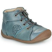 Chaussures Garçon Baskets montantes GBB OULOU Bleu