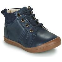 Chaussures Garçon Boots GBB NILS Bleu