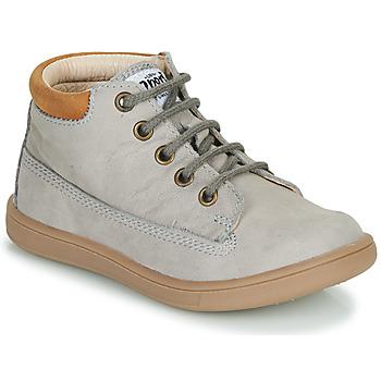 Chaussures Garçon Baskets montantes GBB NORMAN Noir