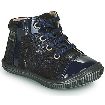 Chaussures Fille Baskets montantes GBB OUNA Bleu