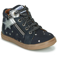 Chaussures Fille Baskets montantes GBB VALA Marine