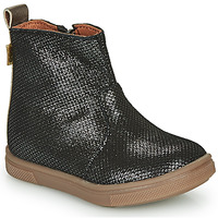Chaussures Fille Boots GBB ERNA Noir