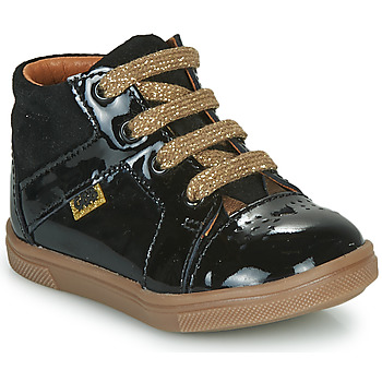 Chaussures Fille Baskets montantes GBB THEANA Noir