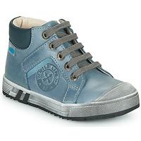 Chaussures Garçon Baskets montantes GBB OLANGO Bleu