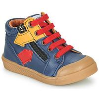 Chaussures Garçon Baskets montantes GBB IONNIS Bleu