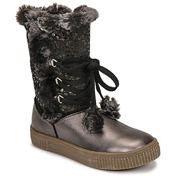 Chaussures Fille Bottes ville GBB NOUSTIK Noir