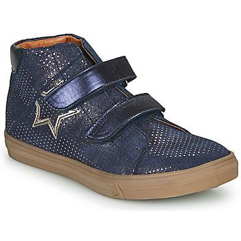 Chaussures Fille Baskets montantes GBB MAYMA Bleu