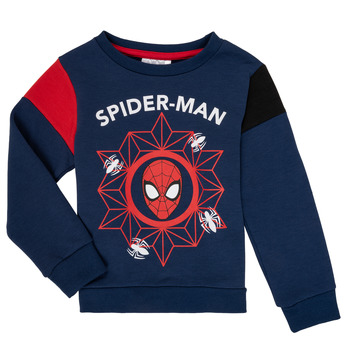 Vêtements Garçon Sweats TEAM HEROES SPIDERMAN SWEAT Marine