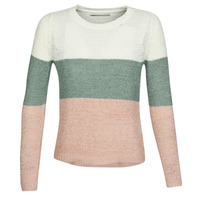 Vêtements Femme Pulls Only ONLGEENA Beige / Rose