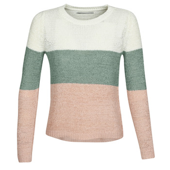 Vêtements Femme Pulls Only ONLGEENA Beige / Rose