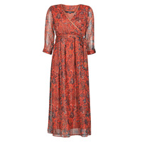 Vêtements Femme Robes longues Vero Moda VMGLAMMY Rouge
