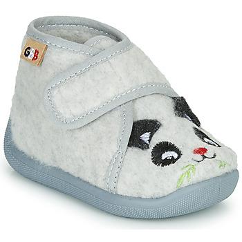 Chaussures Enfant Chaussons GBB KEELIO Gris