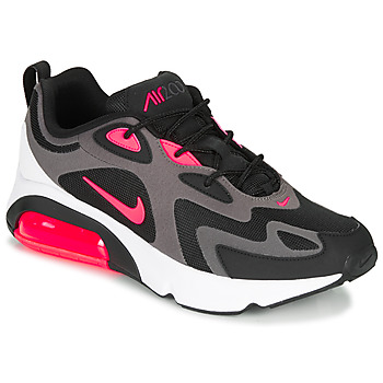 Chaussures Homme Baskets basses Nike AIR MAX 200 Noir / Rose