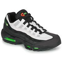 Chaussures Homme Baskets basses Nike AIR MAX 95 Noir / Blanc / Vert