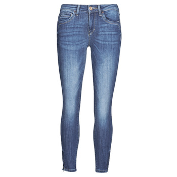 Vêtements Femme Jeans slim Only ONLKENDELL Bleu medium
