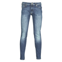 Vêtements Homme Jeans slim Jack & Jones JJILIAM Bleu medium