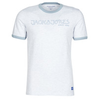 Vêtements Homme T-shirts manches courtes Jack & Jones JORLEGEND Blanc