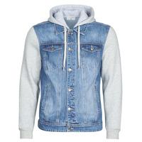 Vêtements Homme Vestes en jean Casual Attitude LAURYNE Bleu medium