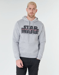 Vêtements Homme Sweats Casual Attitude Star Wars Bar Code Gris